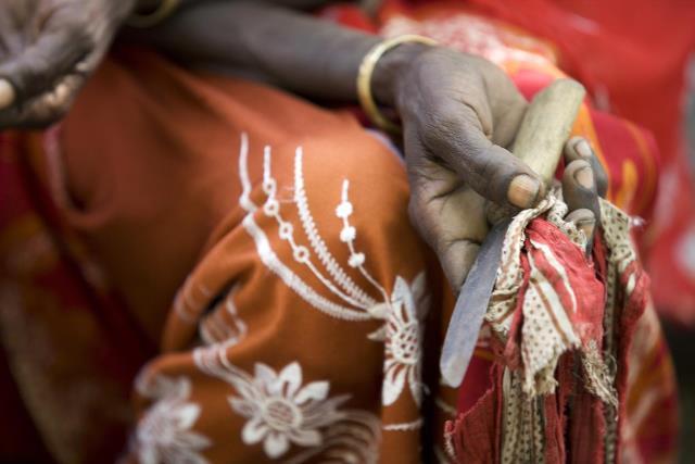 Mutilations sexuelles des femmes