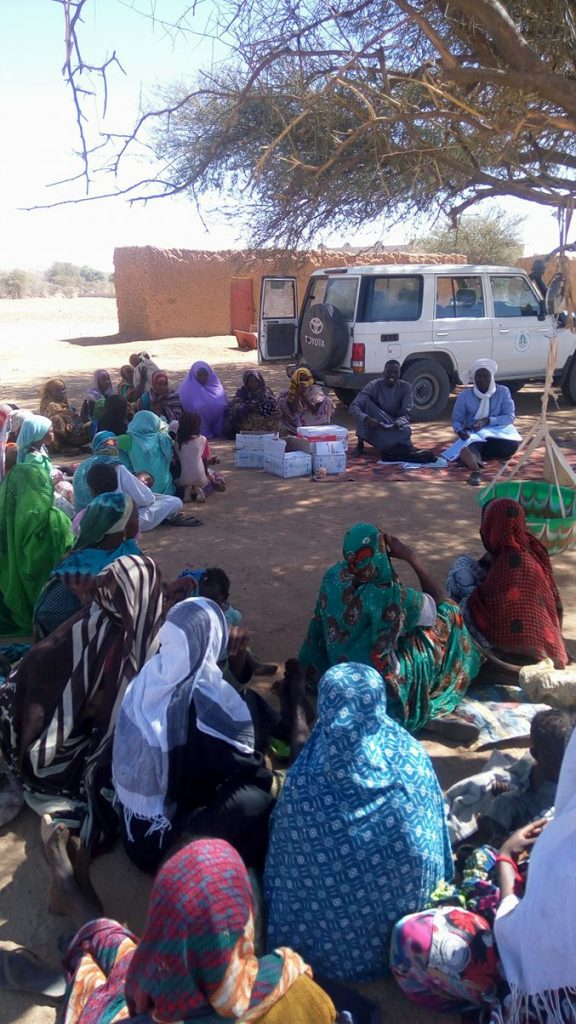 Clinique Mobile Wadi Fira